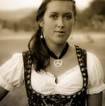 Dirndl Shooting Josi 0793-2