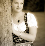 Dirndl Shooting Steffi 0832-3