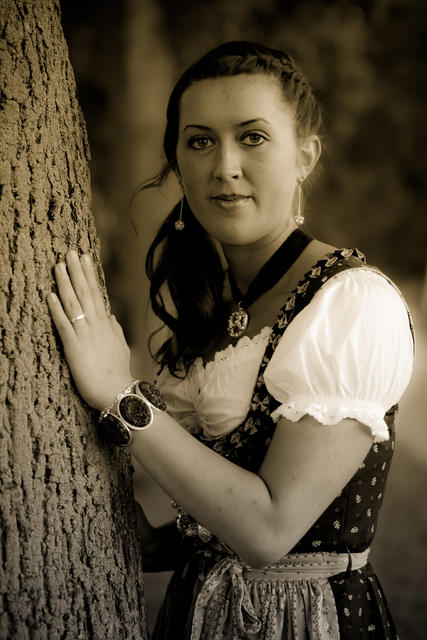 Dirndl Shooting Josi 0845-2
