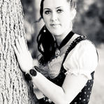Dirndl Shooting Josi 0846-2