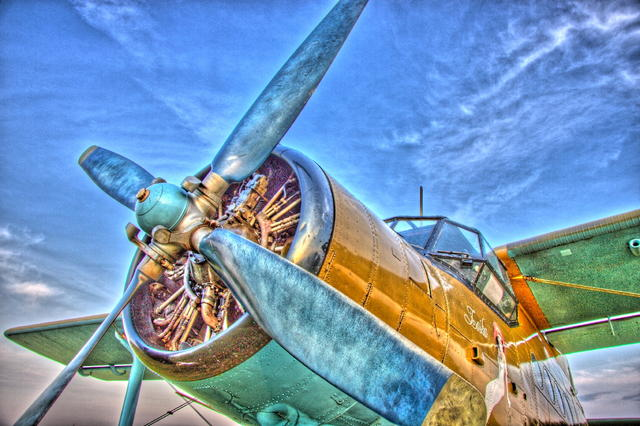 Antonow AN-2 Front HDR